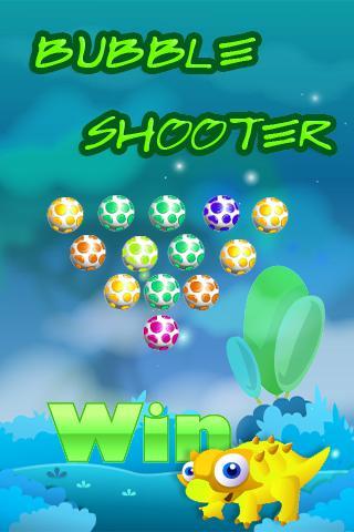 Bubble Shooter Eggs