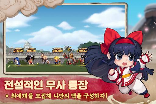 Télécharger 타이니 사무라이 쇼다운 mod apk screenshots 3