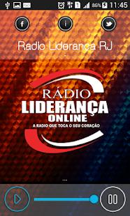 Radio Liderança RJ - náhled