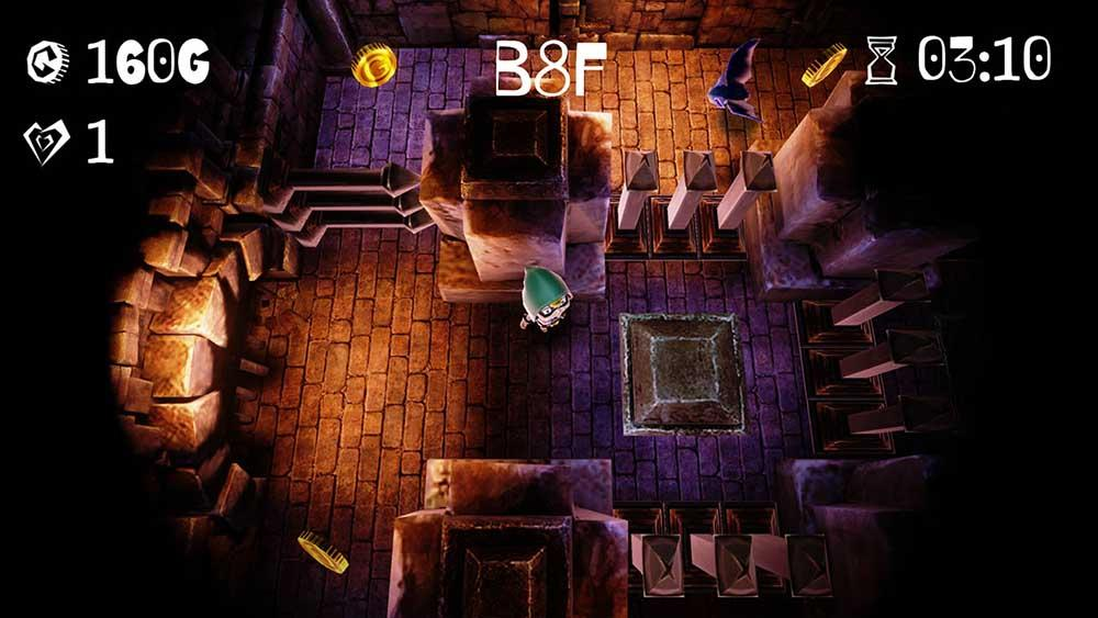 Dungeon&Burglar- screenshot