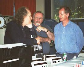 Photo: Jeff Berryman, Ralph Sayle, and Tom Nicol