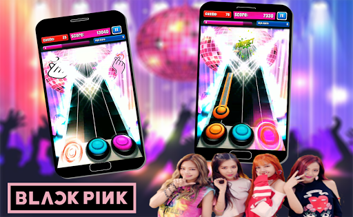 Code Triche K-POP Guitar Hero 2019 APK MOD screenshots 2