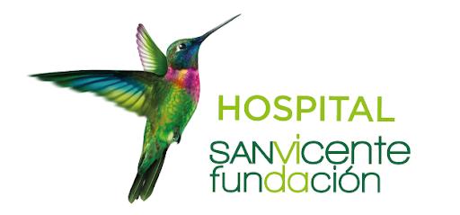 San Vicente Fundación Hospital logo