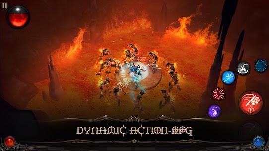 Blade Bound: Hack and Slash of Darkness Action RPG Apk Download 8
