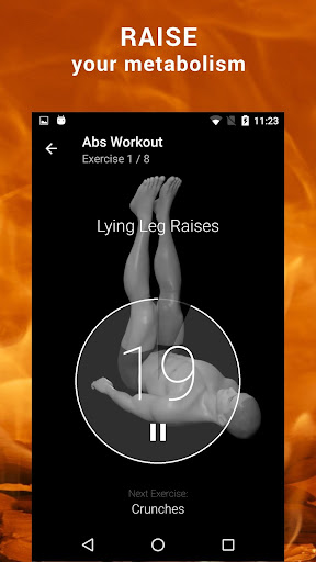 Tabata HIIT. Interval Timer ss2
