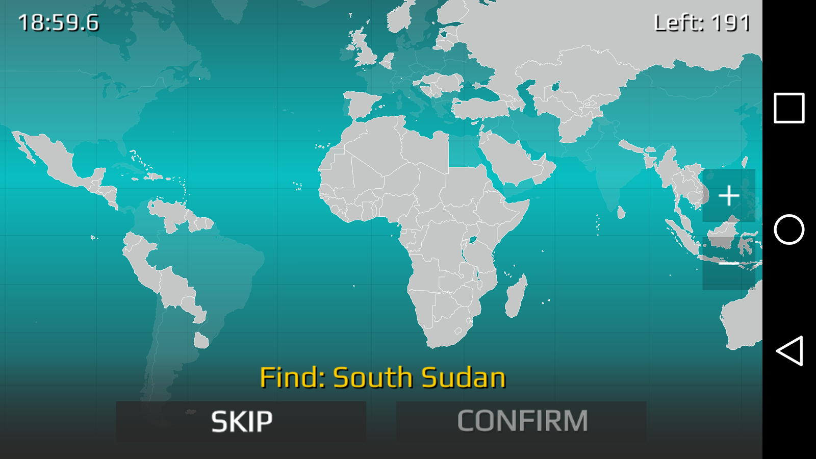 World map quiz android apps on google play world map quiz screenshot gumiabroncs Gallery