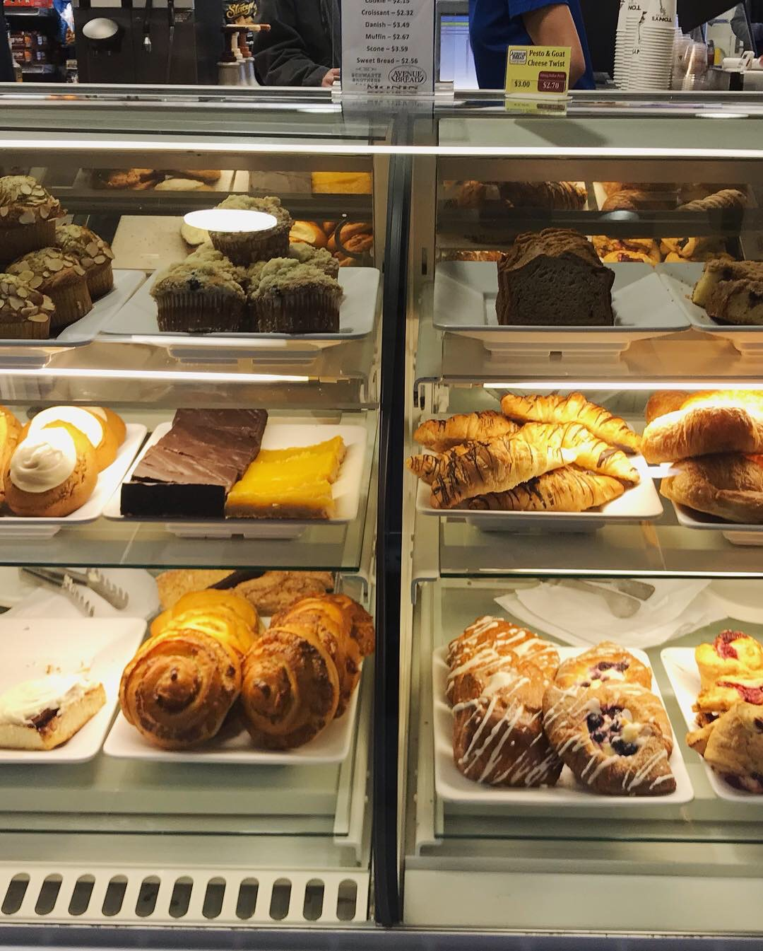 Especially the Pastry Bar (Though I Do Miss This Pastry Bar, Very Much)