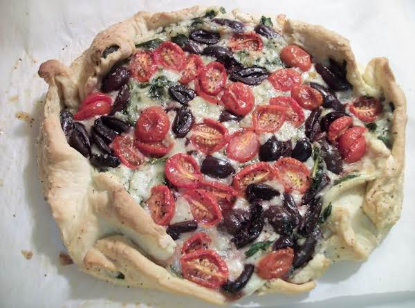 Pepperjack Kalamata Pizza Recipe