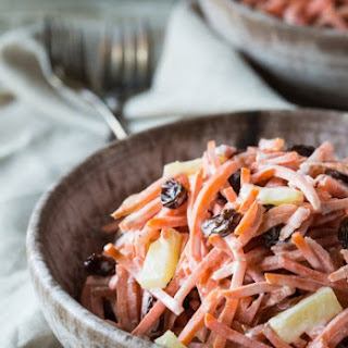 Carrot Raisin Pineapple Salad Recipes