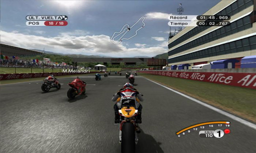 MotoGP Racer World Championship 1.0.6 screenshots 6