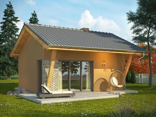 projekt Domek 2