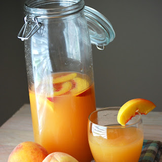 Peach Lemonade Recipes