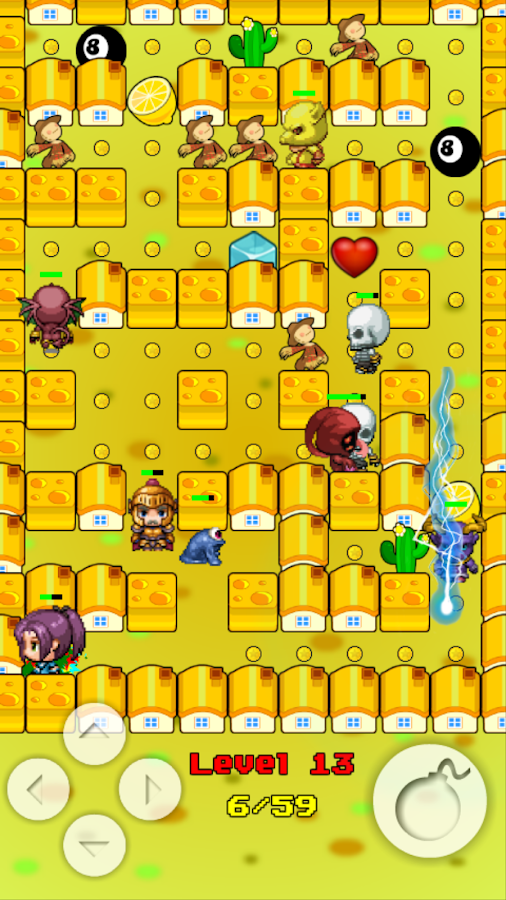 Bomb Mania- screenshot
