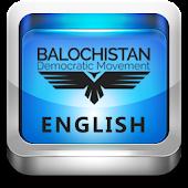 Baloch Democratic English