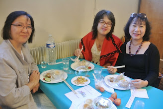 Photo: Mong Thanh, Thu Huong, Thu Hao promo 76 ?