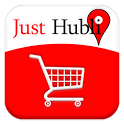 JustHubli - Local Shopping App icon