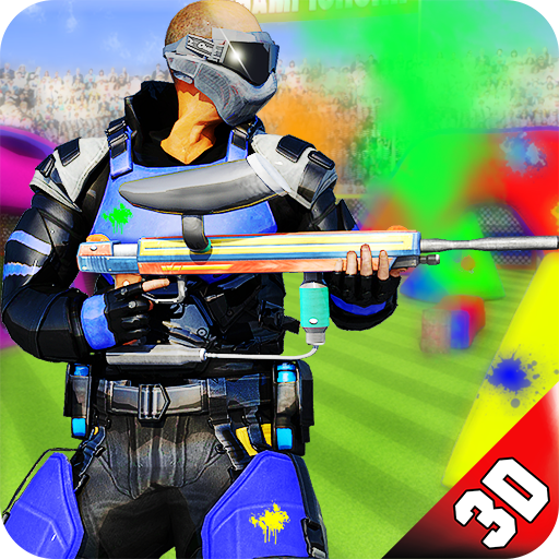 Paintball Shooting Fun: Real Fun SoftBall Shooting (game)