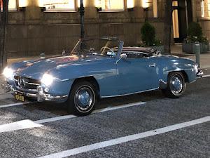 190SL  190sl   1958年のカスタム事例画像 しゅうさんの2020年10月02日22:34の投稿
