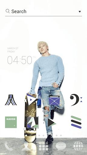Bigbang2015 SOLドドルランチャーテーマ