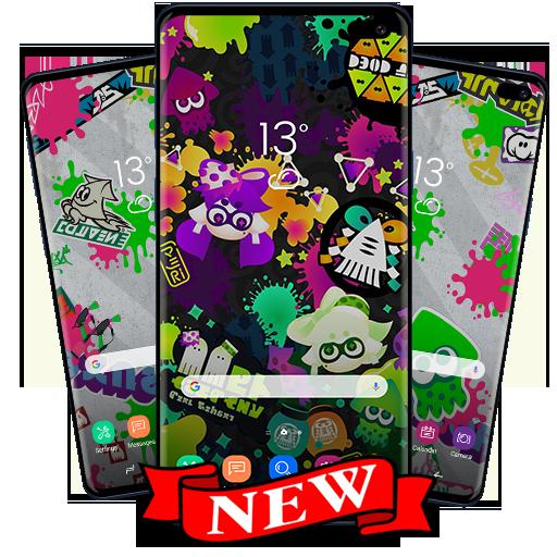 Splatoon Hd Wallpaper Art Applications Sur Google Play