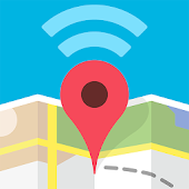 Wifi Maps - hotspots worldwide