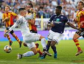 Rangers FC heeft een oogje op Francis Amuzu van RSC Anderlecht