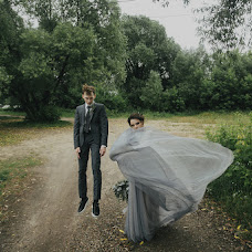 Wedding photographer Slava Komarov (privetkomarov). Photo of 11.10.2017