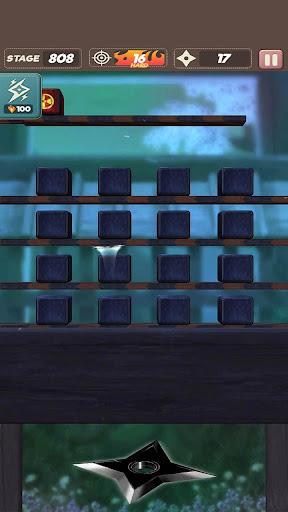 Code Triche ninja star shuriken APK MOD screenshots 5