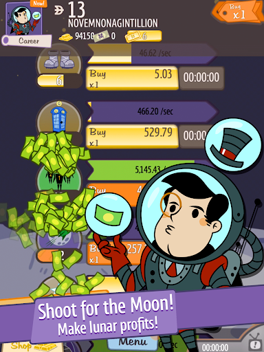 AdVenture Capitalist screenshot 9