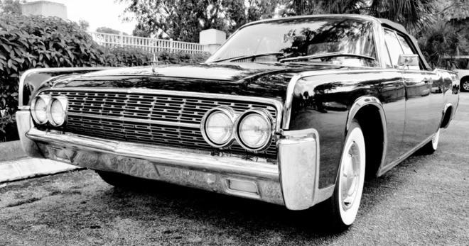 Lincoln Continental Convertible Hire FL