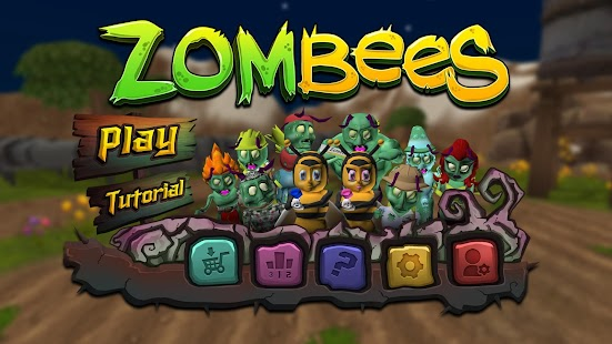ZomBees - Bee The Swarm- screenshot thumbnail