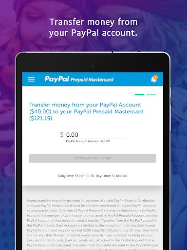 PayPal Prepaid - Revenue & Download estimates - Google Play Store - US