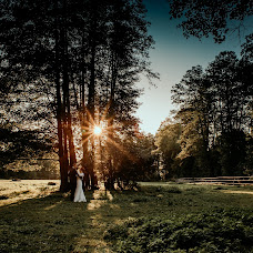 Wedding photographer Damian Bondyra (bondyrafotograf). Photo of 13.10.2017