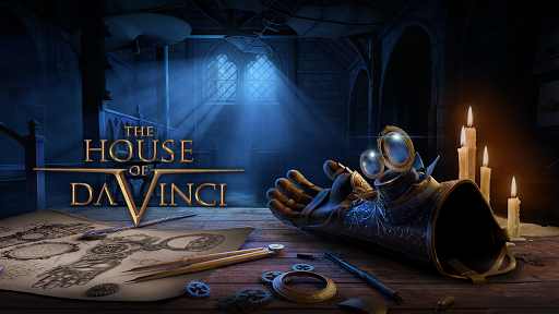 The House of Da Vinci game for Android screenshot