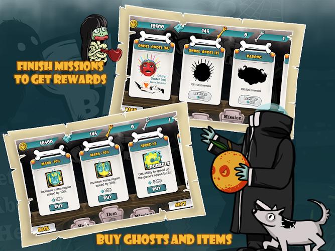 Ghost Battle 2 v1.0.6 Mod APK