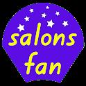 Salons Fan icon