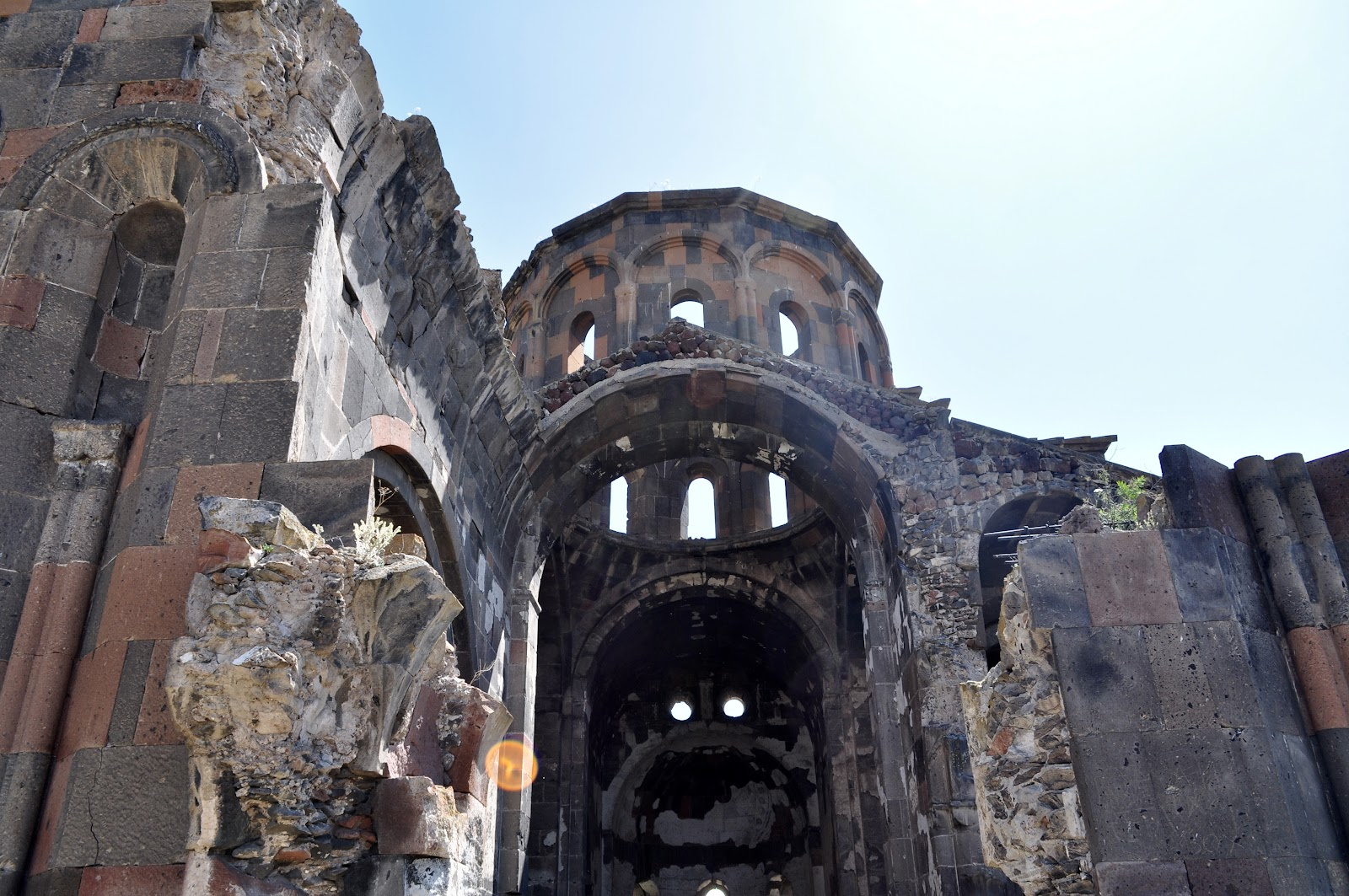 cathedral of talin armenia