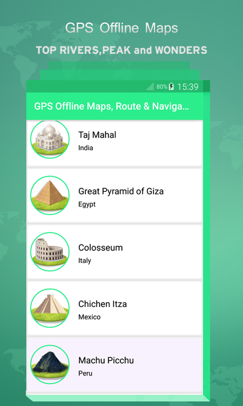 Gps offline maps route navigation world map android apps on gps offline maps route navigation world map screenshot gumiabroncs Image collections