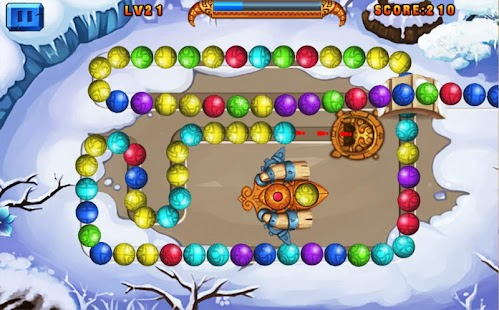 Game Marble Legend - Lost Treasure APK for Windows Phone