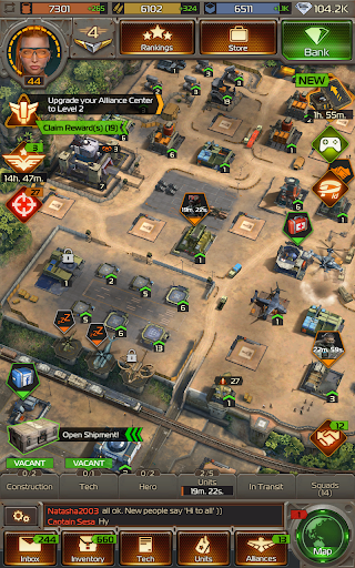Soldiers Inc: Mobile Warfare 1.25.0 screenshots 5
