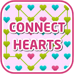 Connect Hearts - Free Icon