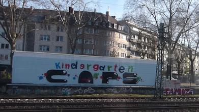 Photo: COPS; Kindergarten
