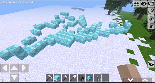 Crafting Games Castle PE Idea