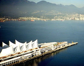 Photo: Waterfront Convention Center, Vancouver, B.C. (October 2004)