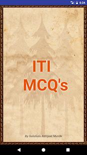 ITI MCQ - náhled