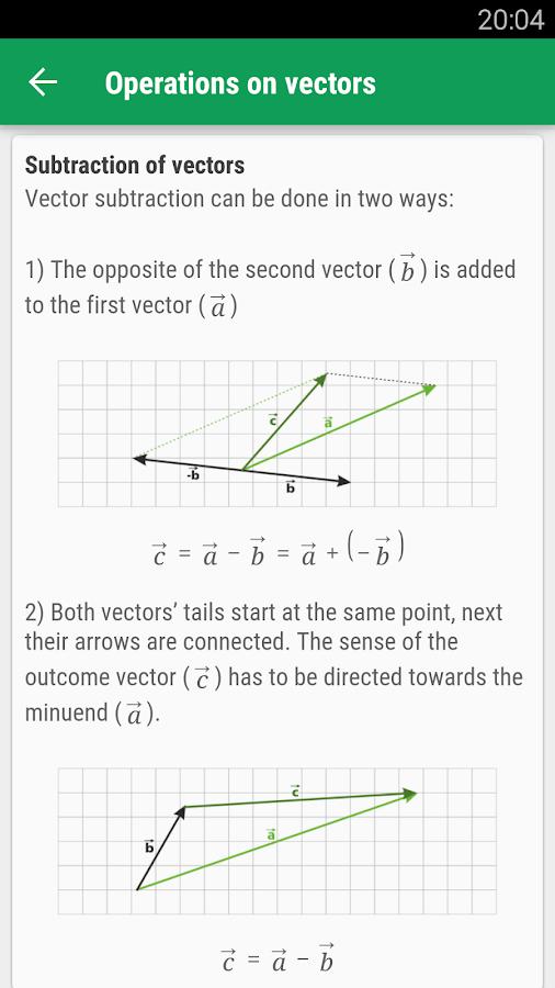 Pocket Physics- screenshot