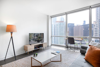 North Park Drive #2109 Serviced Apartment, Streeterville
