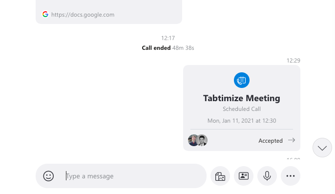 open communication while working remote