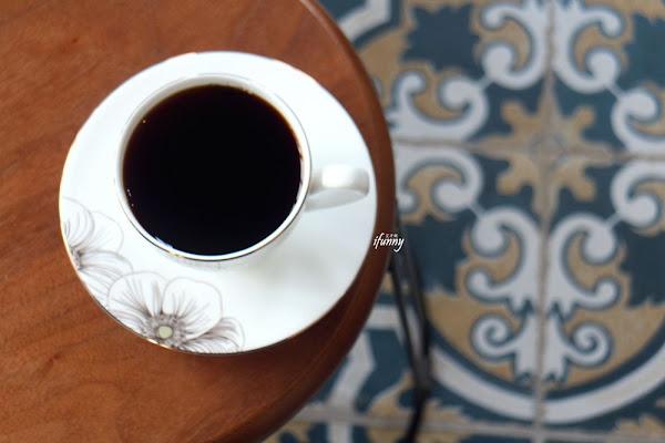 花磚咖啡。淺嚐館