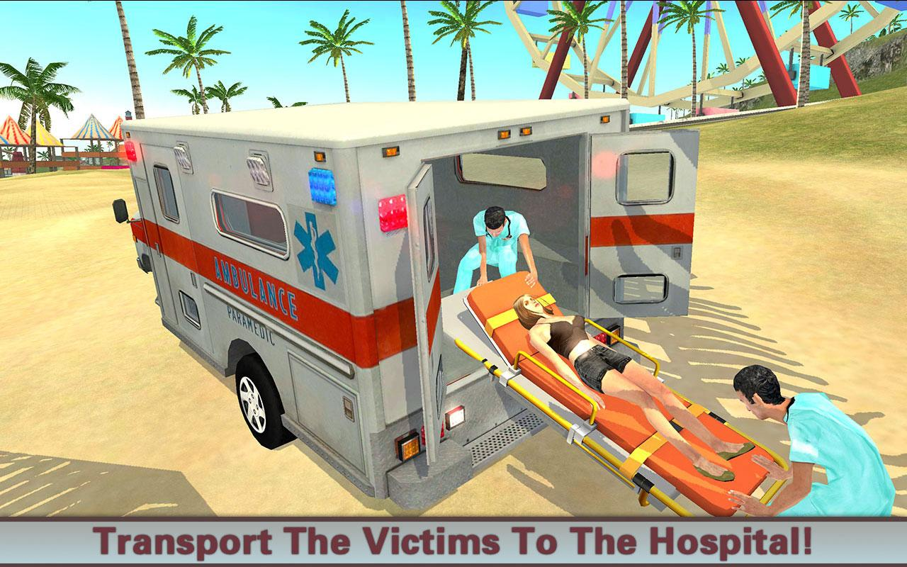 Summer Coast Guard: Beach Bay- screenshot